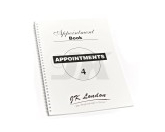 Appointment Book (4 Columns)