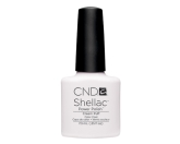 CND- Shellac Cream Puff