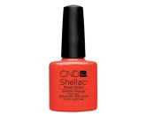 CND- Shellac Electric Orange