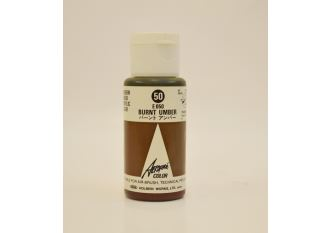 Opaque Air Brush colour Burnt Umber 50