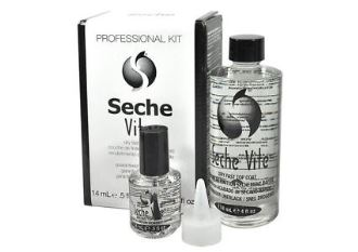 Seche profesional kit  Top Coat 118 ML
